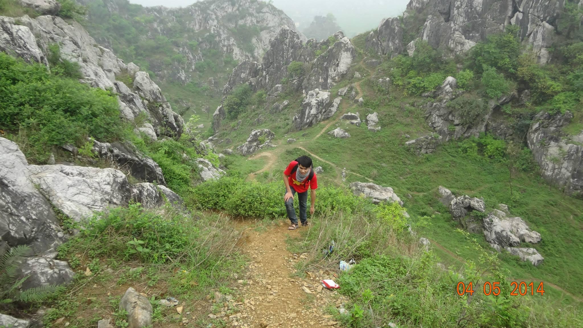 Chinh phục núi Trầm