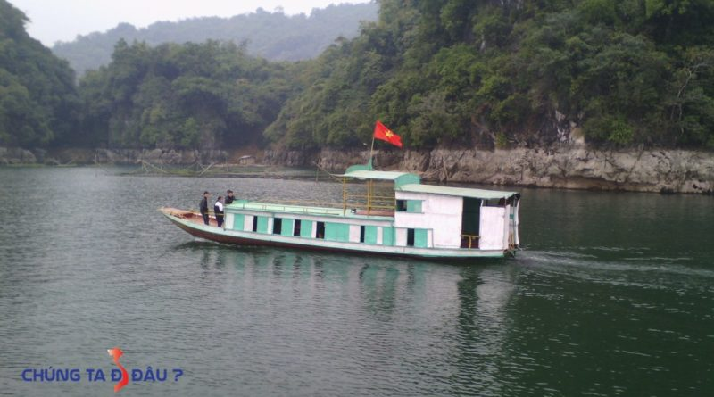 Thung nai - thac bo