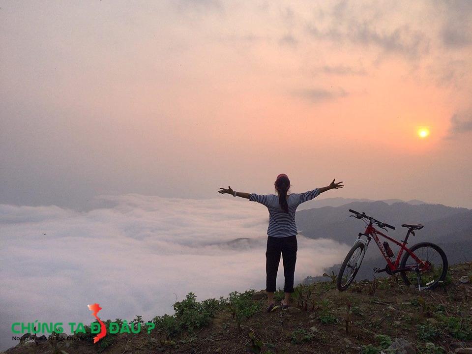 Biển mây Tà Xùa - Ảnh: Hai Yen Chu