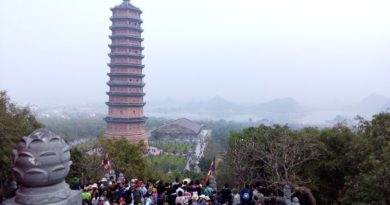 Trang an - Bai dinh