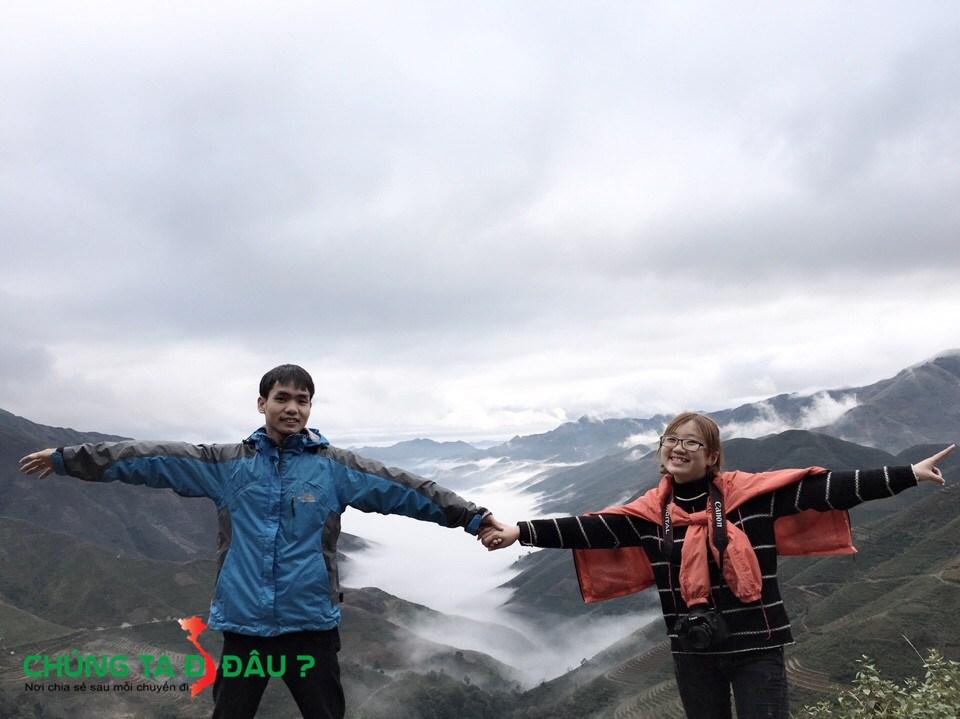 Thung lũng mây Tà xùa
