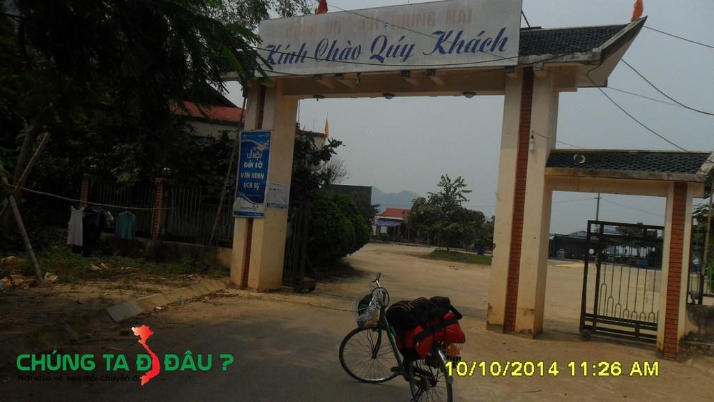 Bến cảng Thung Nai