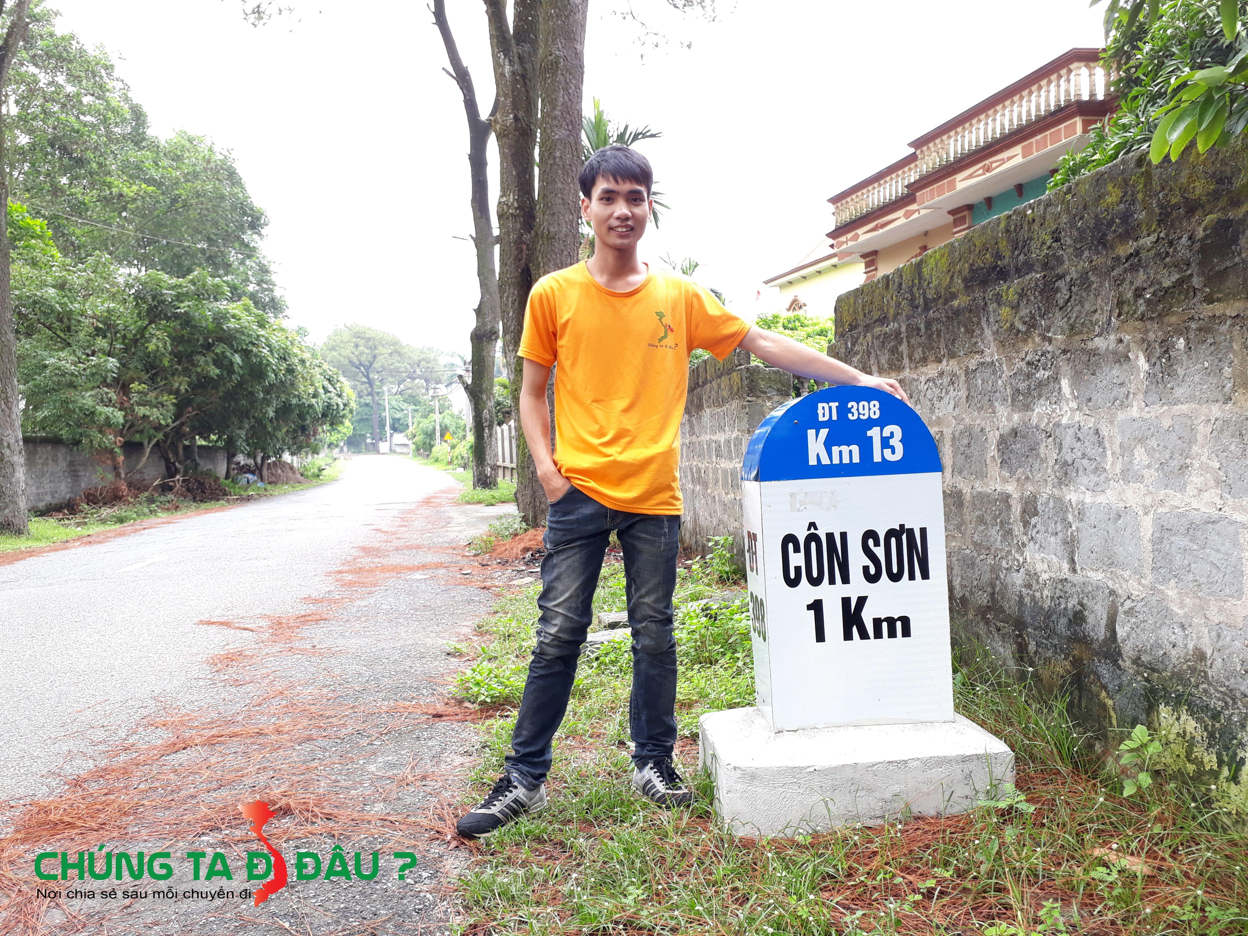 Côn Sơn 1Km
