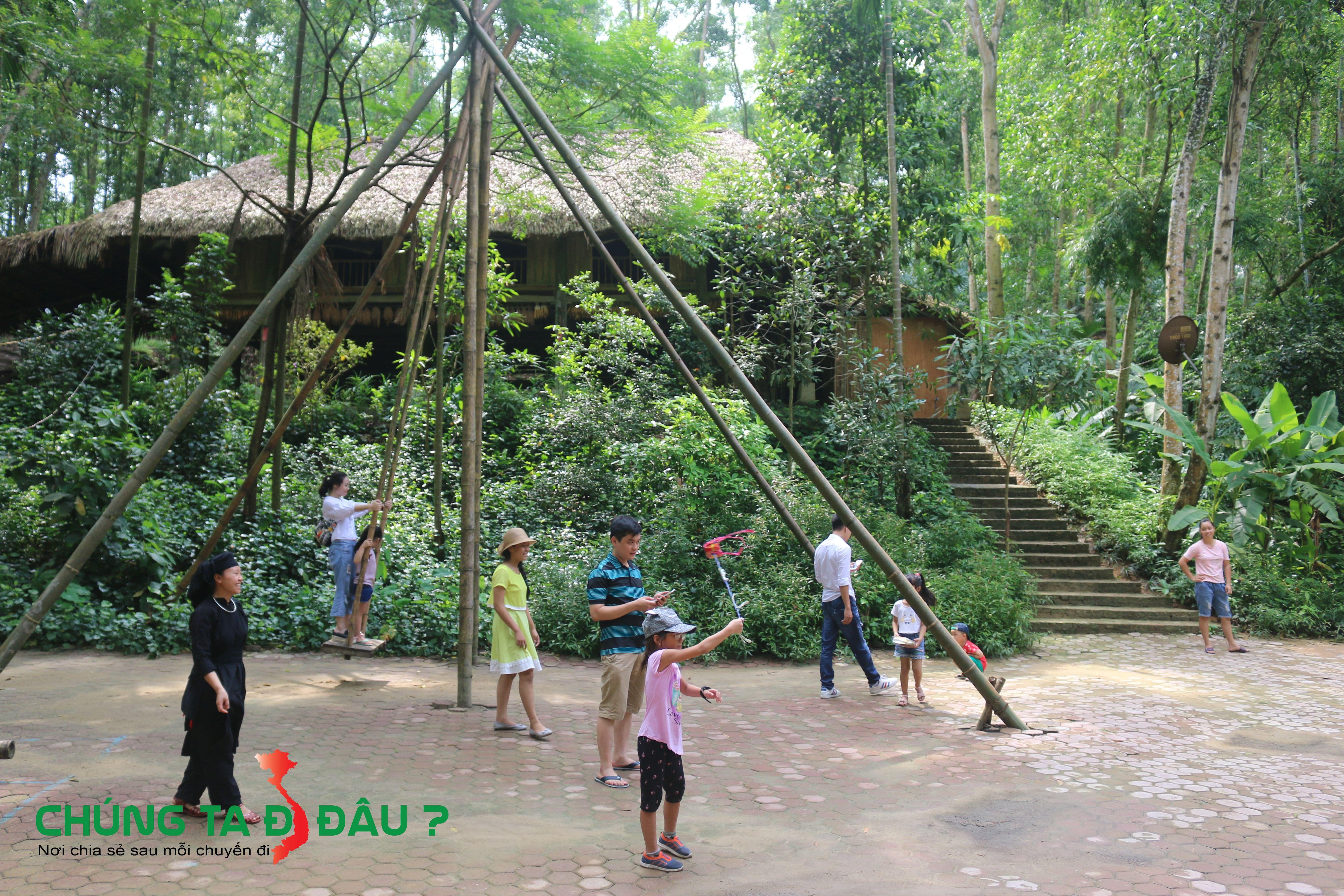 Một Góc bản làng Thái Hải