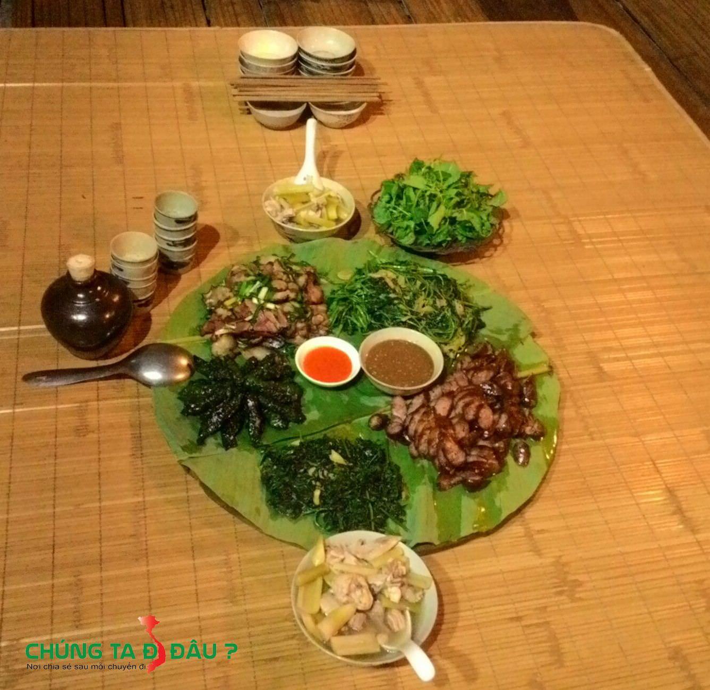 Bữa tối của chúng tôi tại Thái Hải