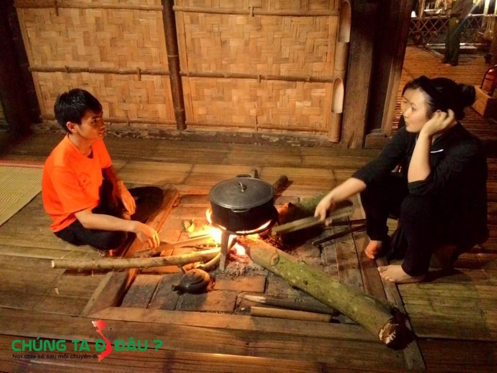 Tìm hiểu về văn hóa Tày bên bếp lửa