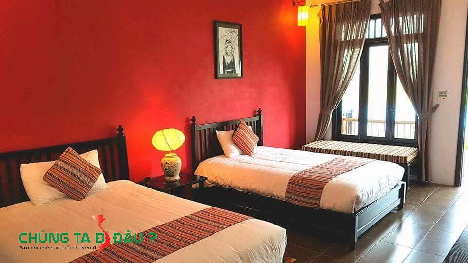 Phòng ngủ ở Sol