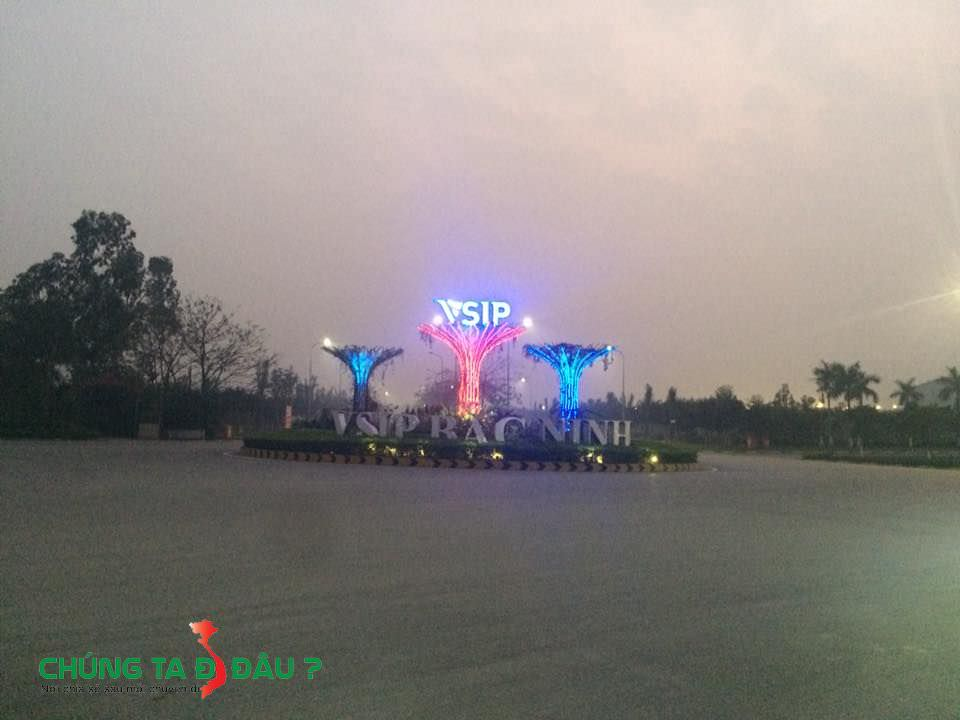 Cổng KCN VSIP