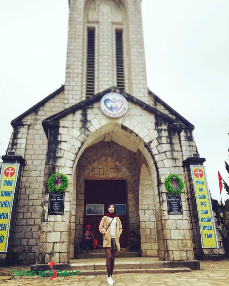 Nhà thờ đá