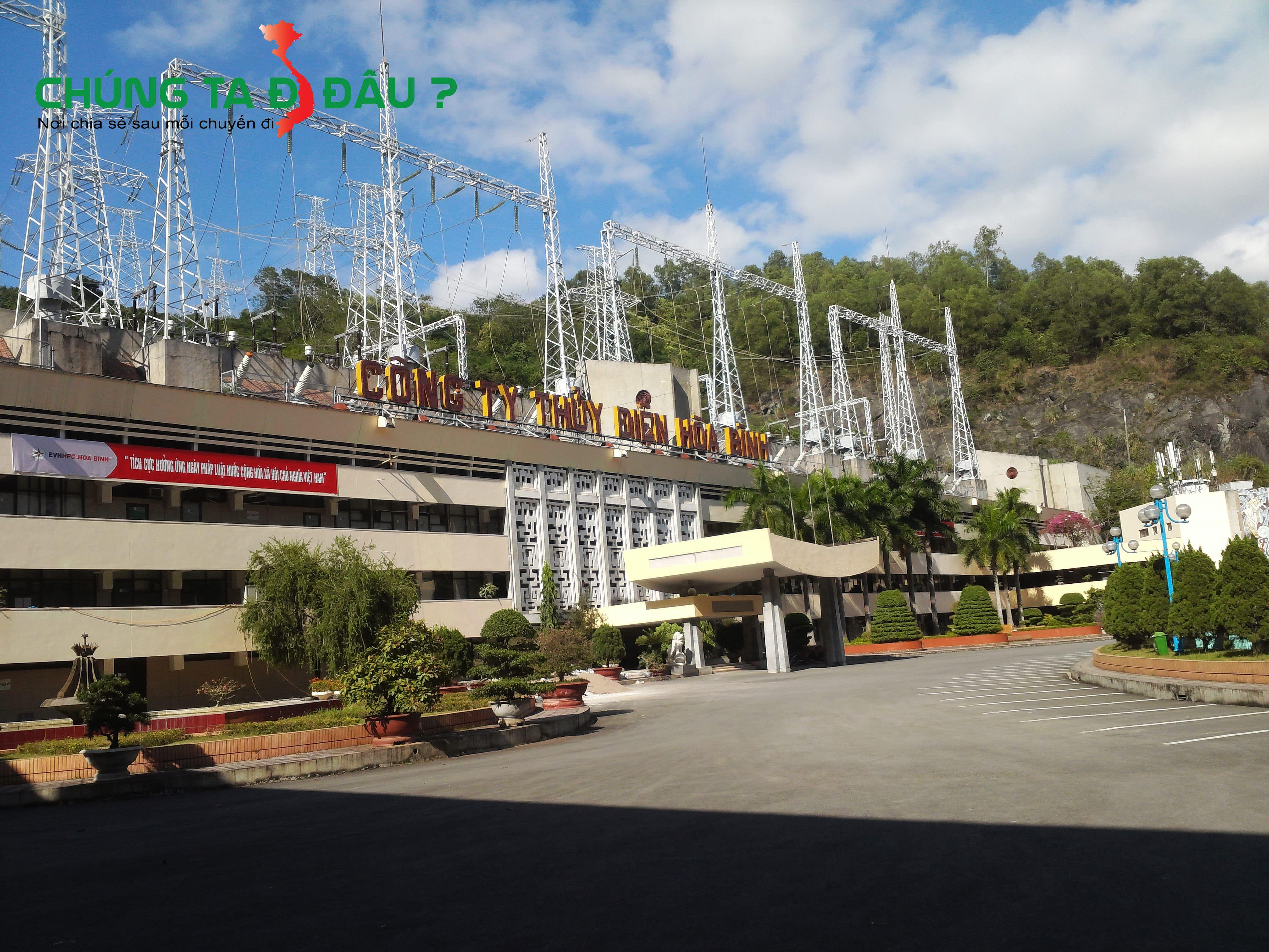 Cty nhà máy thủy điện Hòa Bình