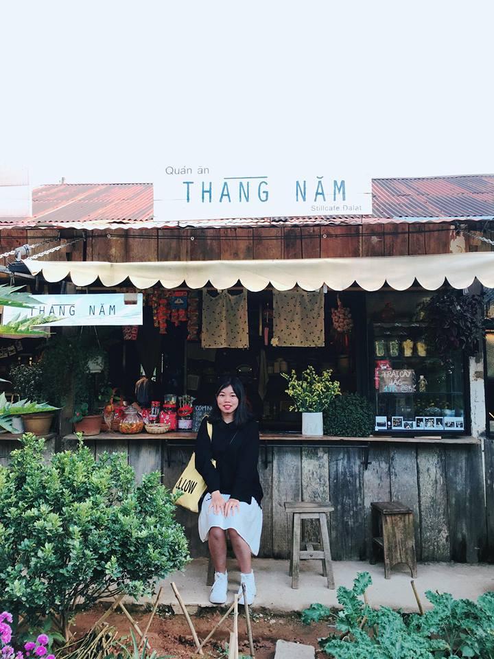 Tiệm bánh toto Chan