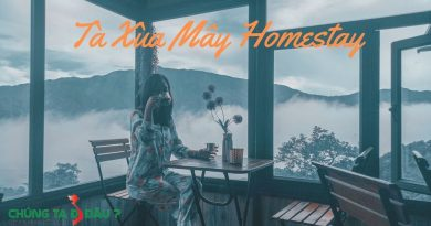 homestay ta xua may